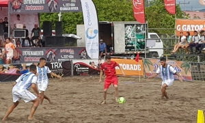 Costa Rica Beach Soccer International Cup 2019
