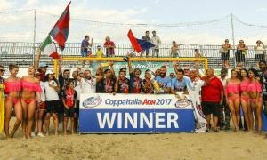 Happy Car Samb conquista la Coppa Italia AON per la seconda volta nella sua storia