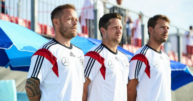 Böringschulte si dimette da allenatore della Germania