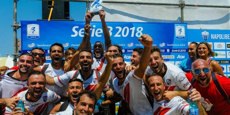 Il Genova promosso in Serie A
