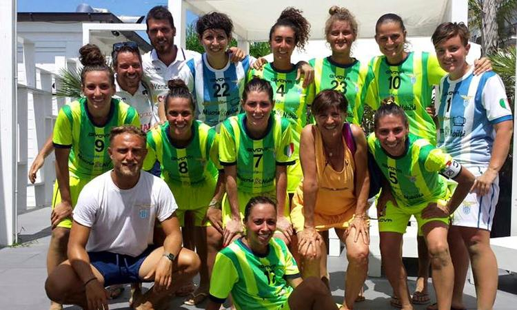 """La Lazio B.S. """"Rosa"""" sconfitta dalle campionesse di Italia"""