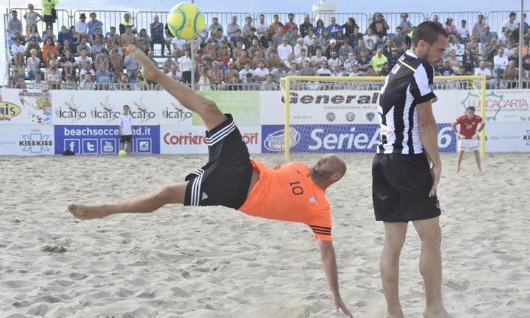 Viareggio vs Lazio nella 1^ tappa