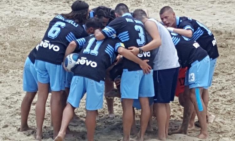 La Lazio Beach Soccer chiude la Coppa Italia con una vittoria