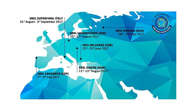 Pubblicato il calendario EBSL