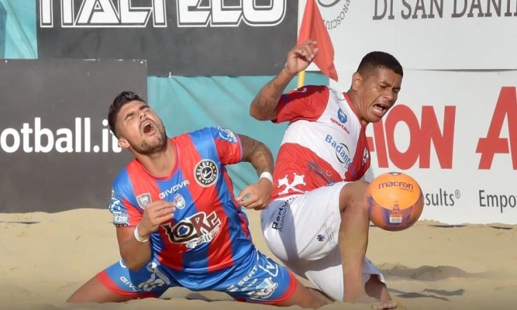 Semifinali di campionato Pisa vs Catania