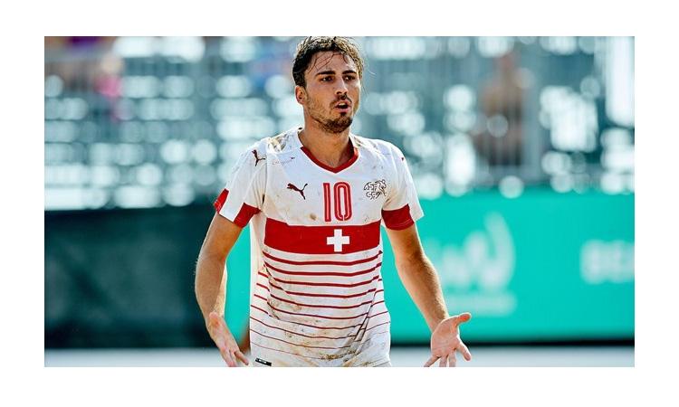 OTT: Il Messi svizzero del beach soccer