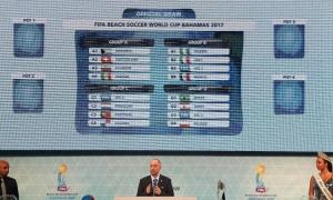 Mondiali Bahamas 2017: urna benevola per l'Italia ....