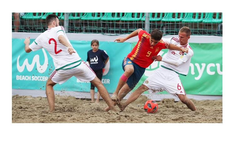 La Spagna Campione della Talent Cup