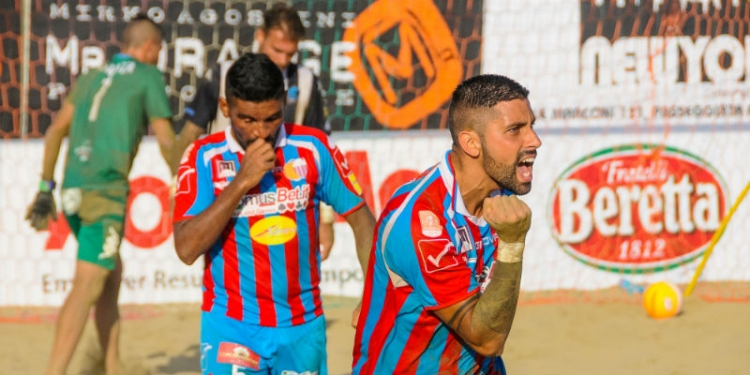 Domusbet Catania e Terracina in finale