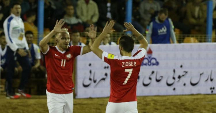 Nel Torneo dell'Iran Cup....