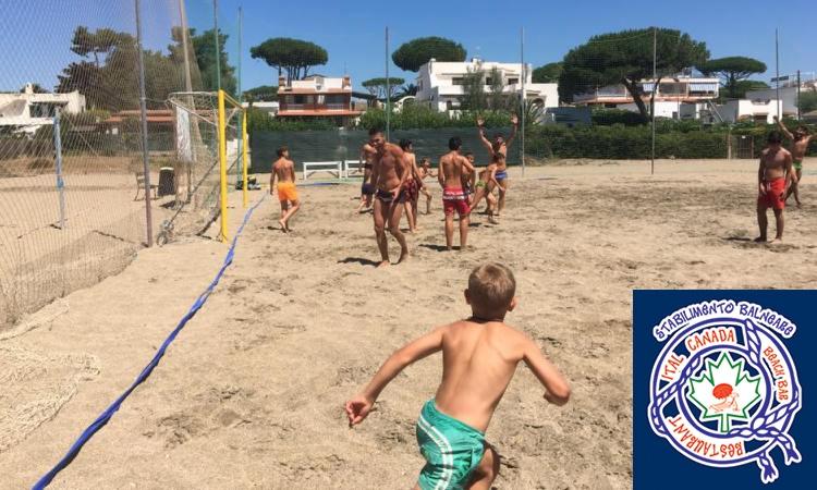 La Lazio B.S. e l'Academy a Terracina