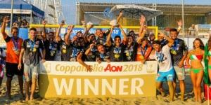 Domusbet Catania campione 13 anni dopo