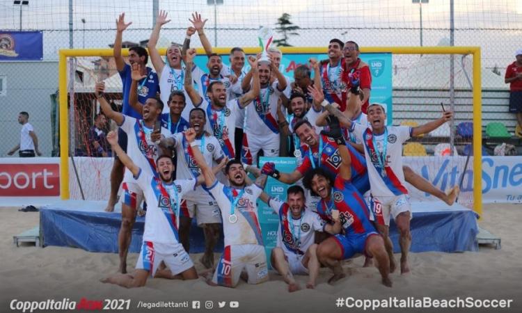 Caffè Lo Re Catania, terza Coppa Italia di fila