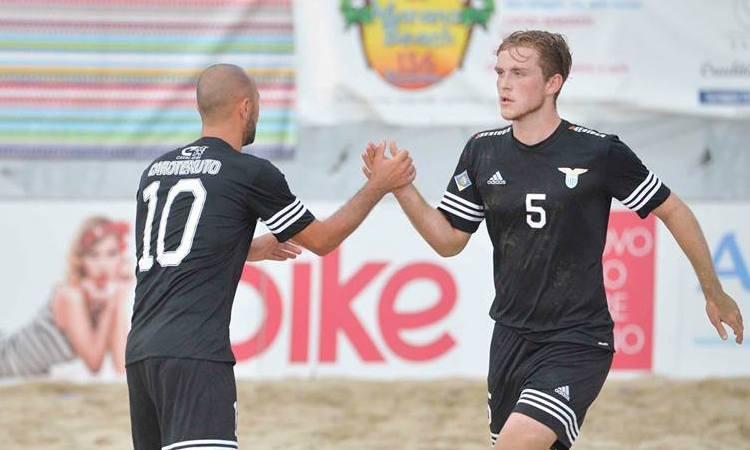 La Lazio Beach Soccer accede alle semifinali!