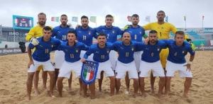 Italia di rimonta, Francia ko