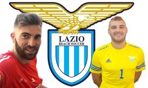 Tra i pali una novità ed una riconferma Alessandro Pozzo ed Antonio Loprieno
