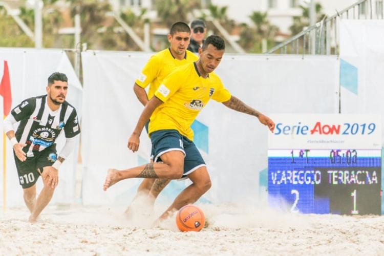 Coppa Italia AON: La finale è Terracina-Catania