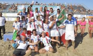 Lady Terracina ancora campionessa d'Italia