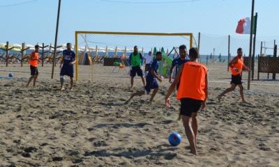 La Lazio  Beach Soccer e la Nazionale Italiana