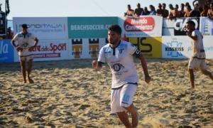 Si conclude in anticipo la stagione di beach soccer 2017 per la Lazio B.S.
