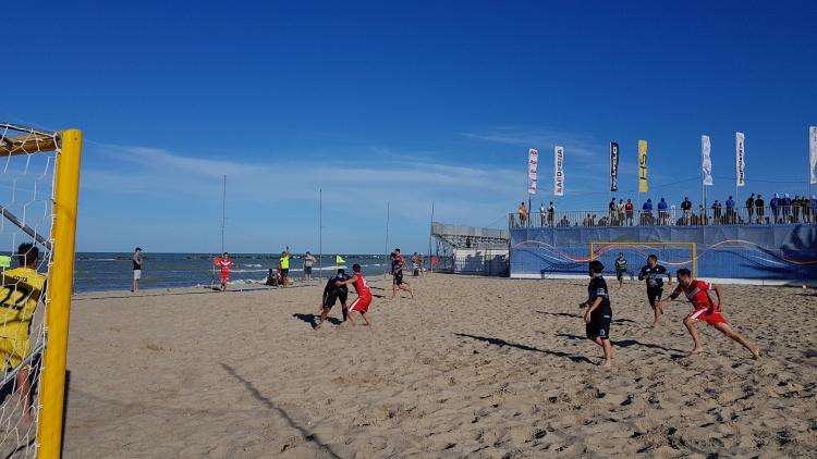 Esordio da nove per la Lazio Beach Soccer