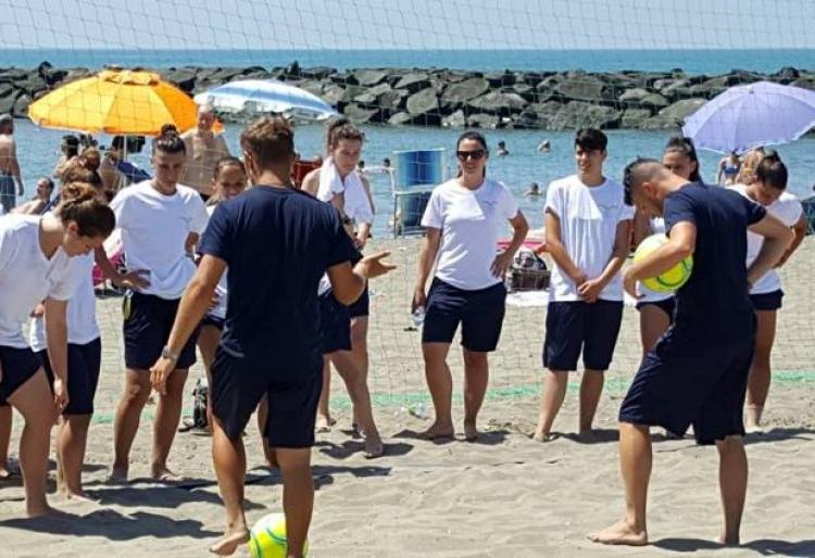 La Lazio B.S. si tinge di rosa