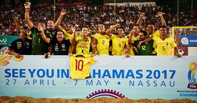 L'Ecuador conquista una storica qualificazione ai Mondiali