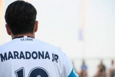 Intervista a Diego Armando Maradona Jr
